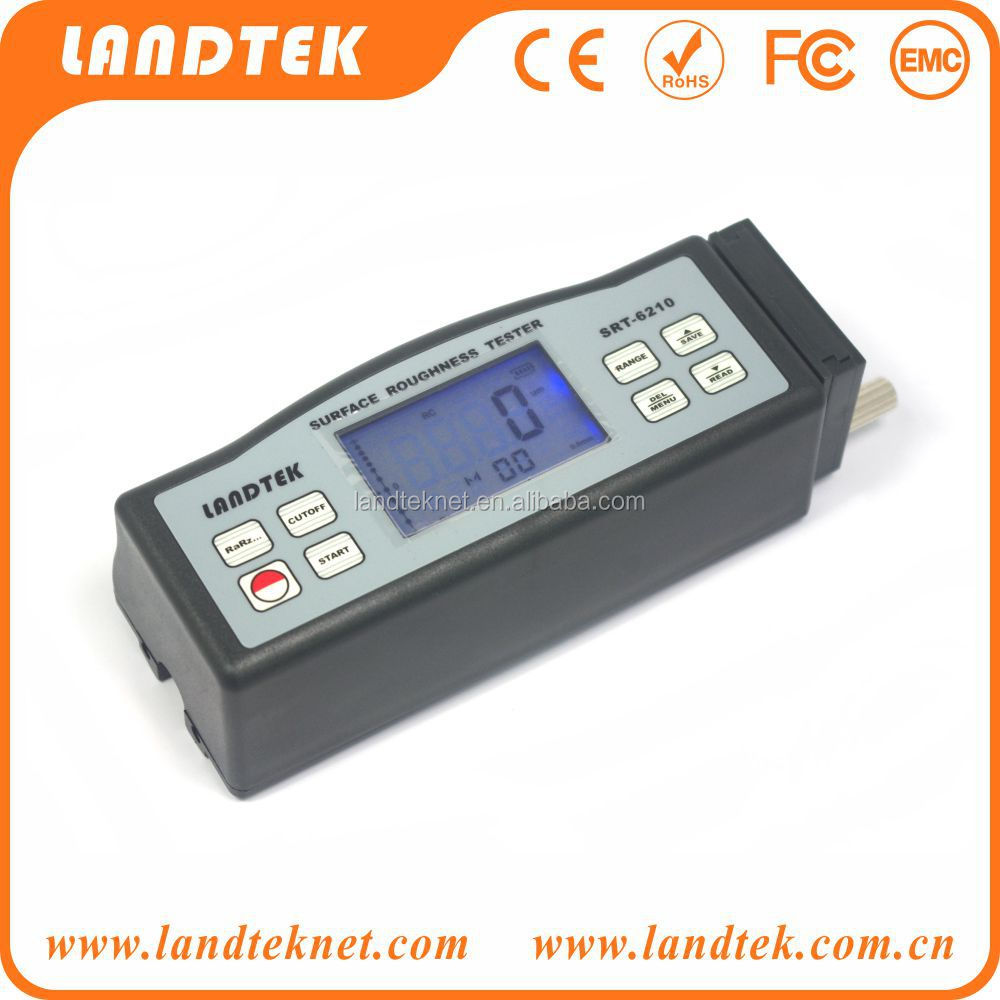 Surface Roughness Tester Roughness Measurement Srt-6210 - Buy Surface  Roughness Tester,Surface Roughness Comparator,Roughness Meter Price Product  on