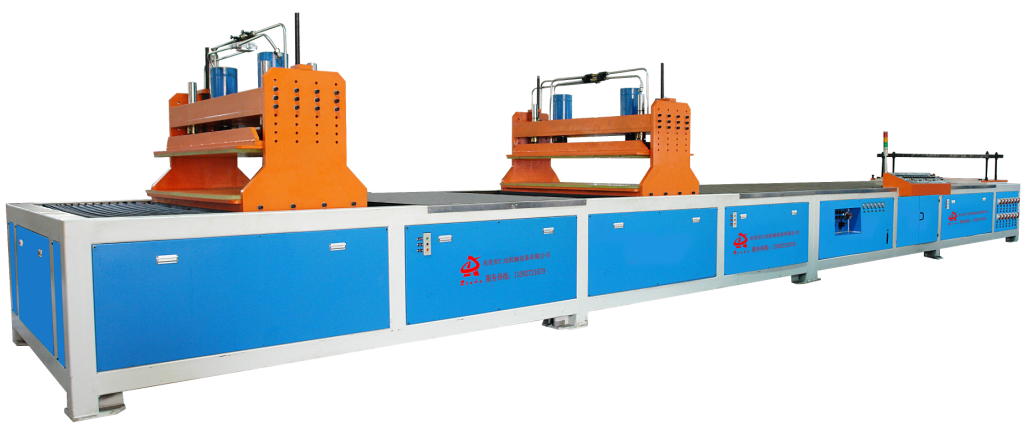FRP rod pultrusion cutting machine