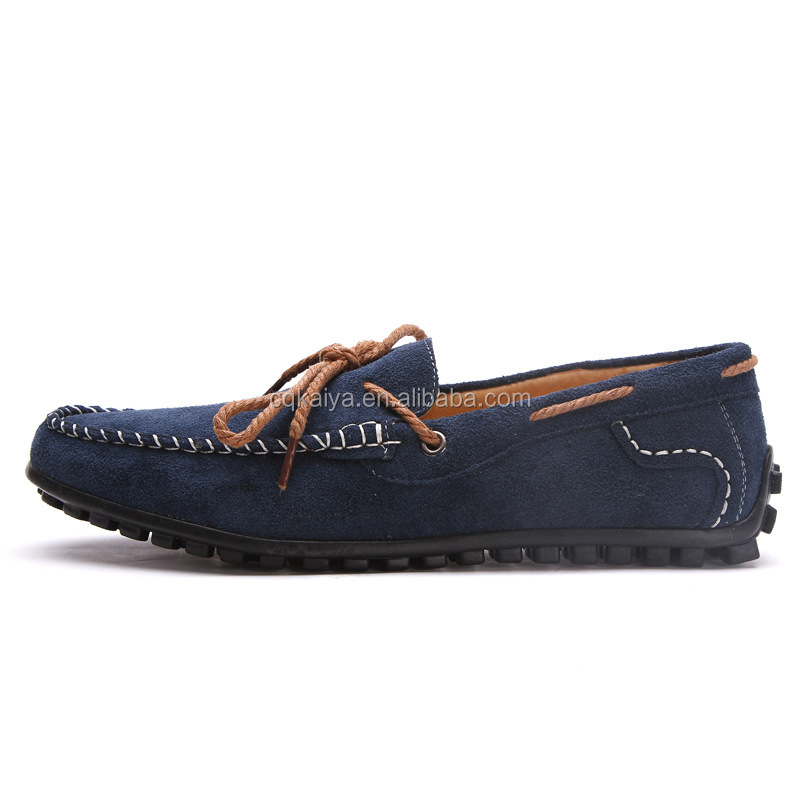 Men Gender and Suede Leather Upper Material Breathable Casual Shoes
