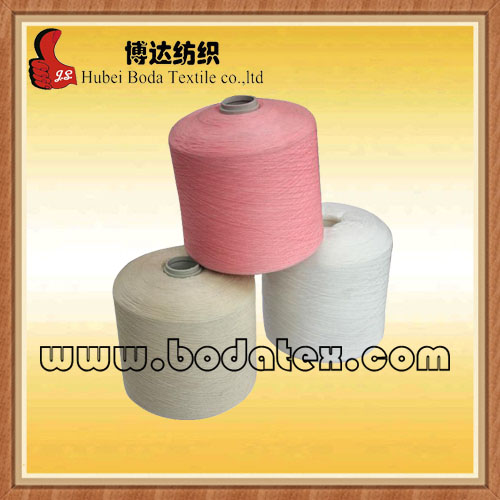 100 polyester spinning yarn for deat cushion and hiking shoes