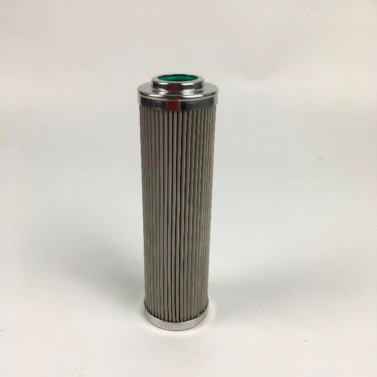 Replacement filter machine hydraulic oil filter cartridge