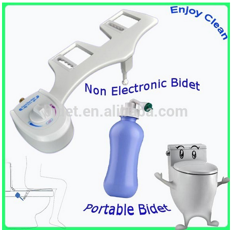 380ml portable washlet attachable bidet