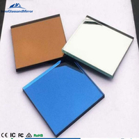 2mm-8mm High Quality Copper Free Mirror,Black,Pink,Bronze,Blue Mirrors