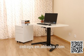 Home Study Portable Folding Adjustable Height Laptop Table Notebook