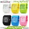 Fashion custom Waterproof Rubber Silicone Watch