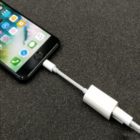 For iPhone 7 Headphones Adapter