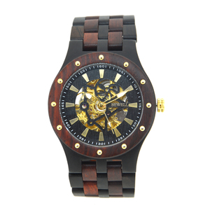 Factory price OEM custom logo mechanical automatic watches men