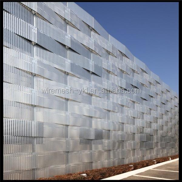Decorative Metal Wall Panels Exterior - Wall Decor Ideas