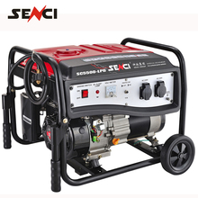Senci brand LPG generator small gas turbine generator for sale