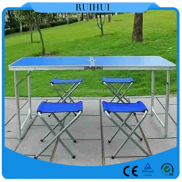 Classic Portable Folding Tall Puzzle Cardboard Table