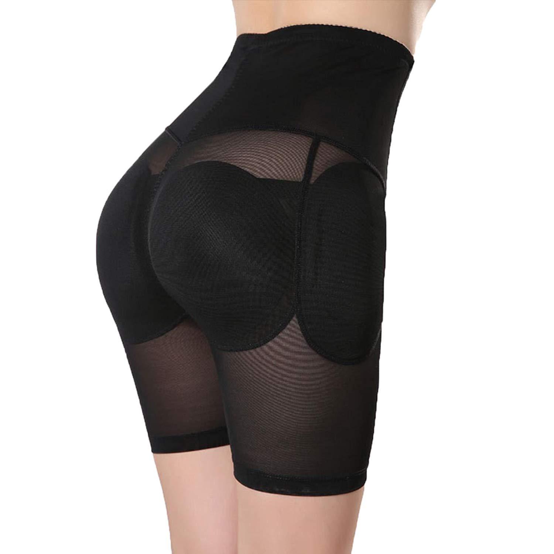 6f3b1eaf2 Get Quotations · IceSummer Women Enhance Butt Lifter Tummy Control Panties  Slim Body Shaper Wear Multiple Padded