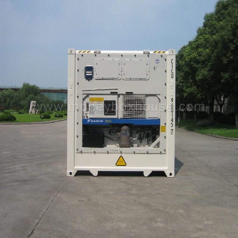 High Cube 40ft New Shipping Reefer Container Price,Prefabricated Cold  Storage - Buy 40ft High Cube Container,Prefabricated Cold Storage,Reefer