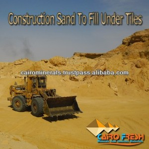AT YOUR FINGERTIPS EXPERIENCE River Sand for Construction