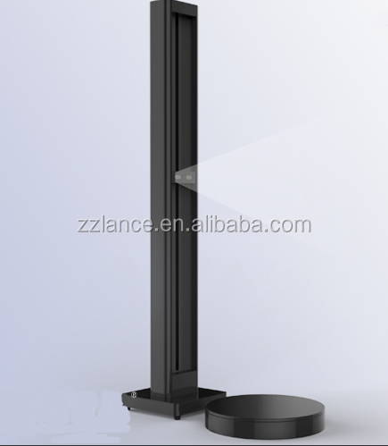 La-S400 3d scanning machine/ whole body scanner with video