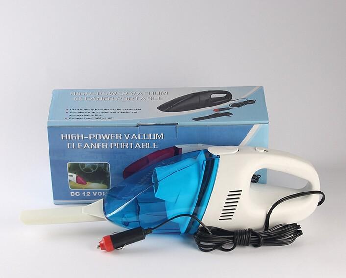 12v Dc Mini Portable Handheld Wet Dry Car Seat Vacuum