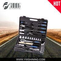 55PCS SUPER QUALITY CHEAP PRICE SOCKET SET CRV MATERIAL SOCKET WRENCH SET