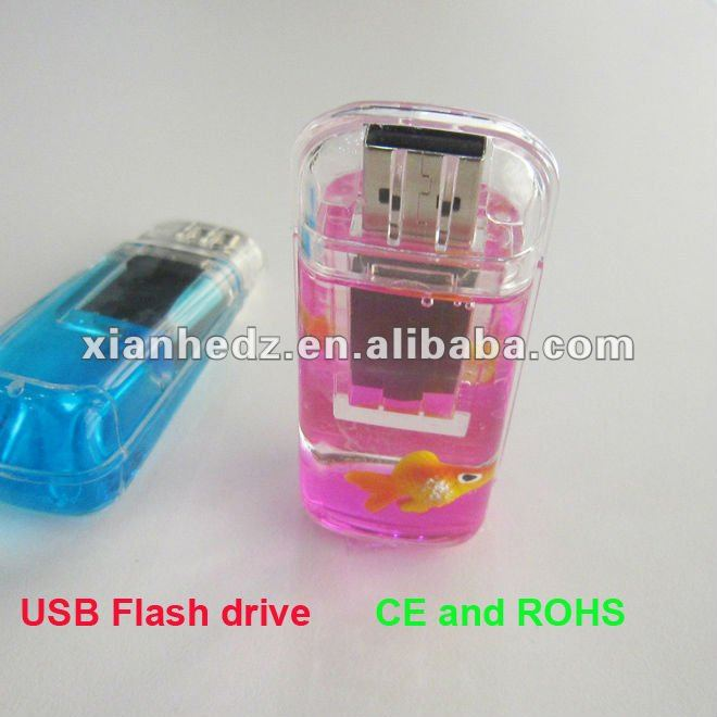 Custom free logo usb flash memory,Liquid Filled USB flash memory manufacturers,suppliers and exporters