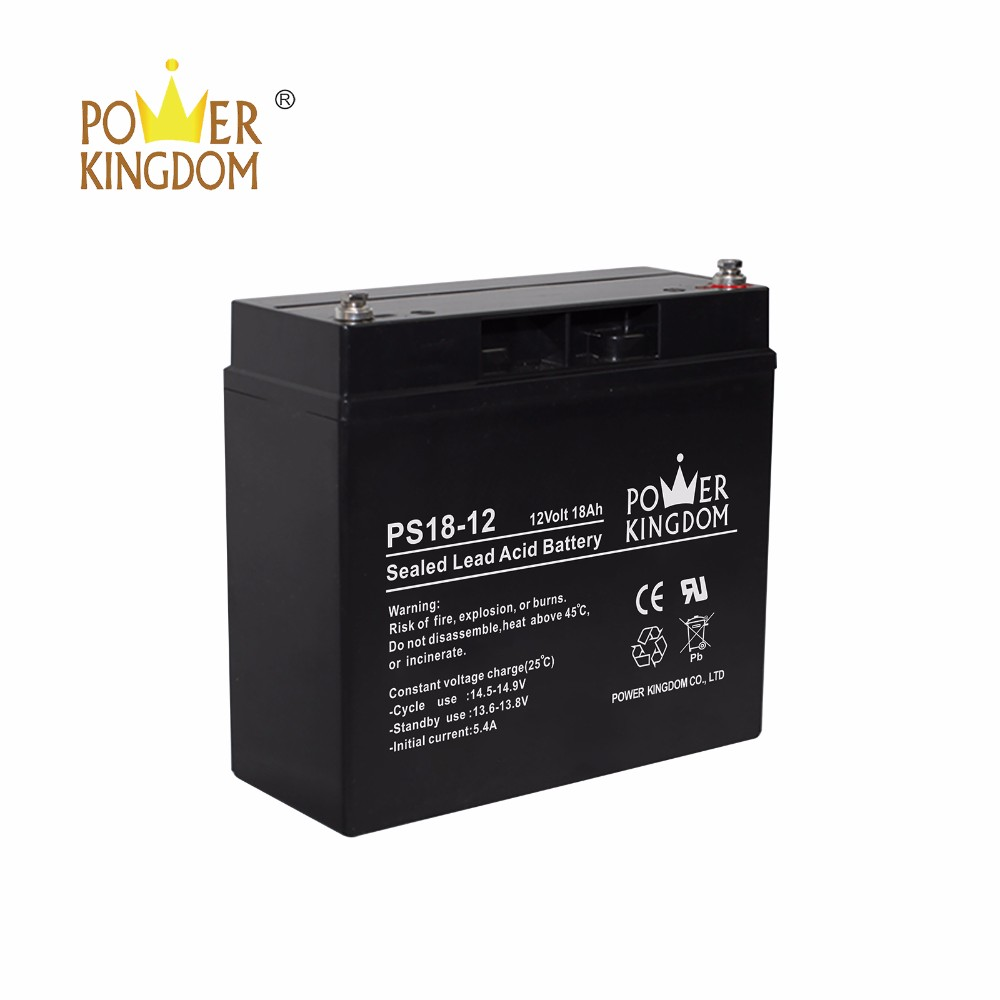 Power Kingdom 125ah 12v agm deep cycle battery factory price-2