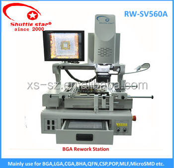Micro soldering machine bga infrared rework station pick and place chip for psp 3000 motherboard