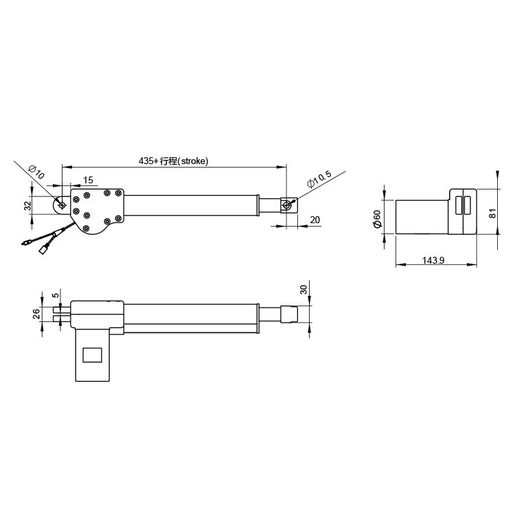 HTB1DfcEOVXXXXXlXVXXq6xXFXXXI dc motor electric mini linear actuator for furniture jldq 10 buy okin dual motor lift chair wiring diagram at cos-gaming.co
