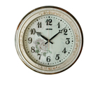 Wall Clock manufacture no ticking round analog quartz wall clock home decor NBD8131