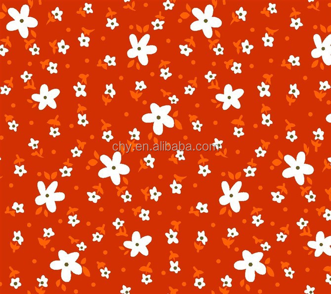 cotton fabric print fabric for baby clothes fabric supplier