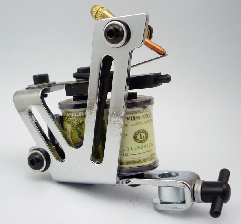 top hoge kwaliteit tattoo machine tatoeage geweren voor beginners kit