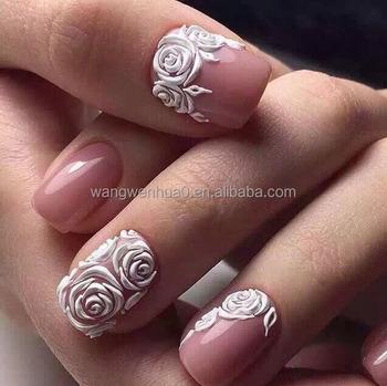 3d Carving Art Gel For Nail Decorate Designs Making Nail Uv Polish