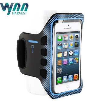 big sale bd709 39fc5 Hot Sale Wave Point Sports Gym Running Armband Case For Smartphone - Buy  Running Armband,Gym Running Armband Case,Sports Gym Running Armband Product  ...