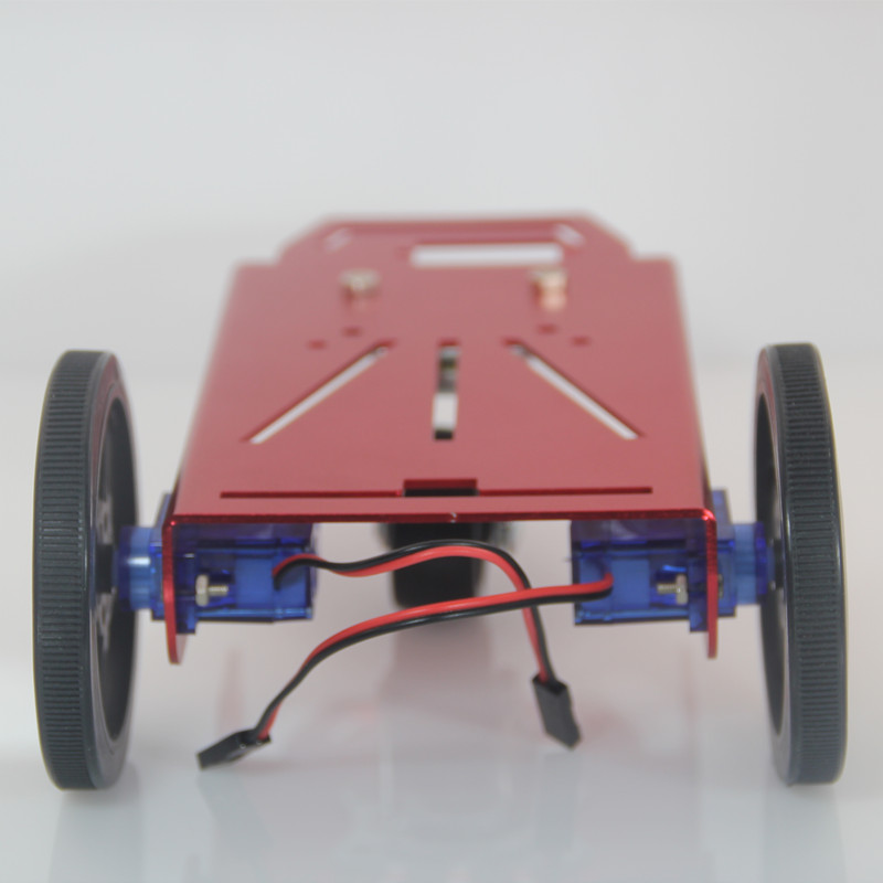 2wd Mobile Chassis Simple Raspberry Pi Robot - Buy Raspberry Pi Robot,2wd  Robot Chassis,Mobile Robot Platform Product on Alibaba com