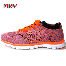 Casual shoes women 니트 sport shoes 및 sneakers
