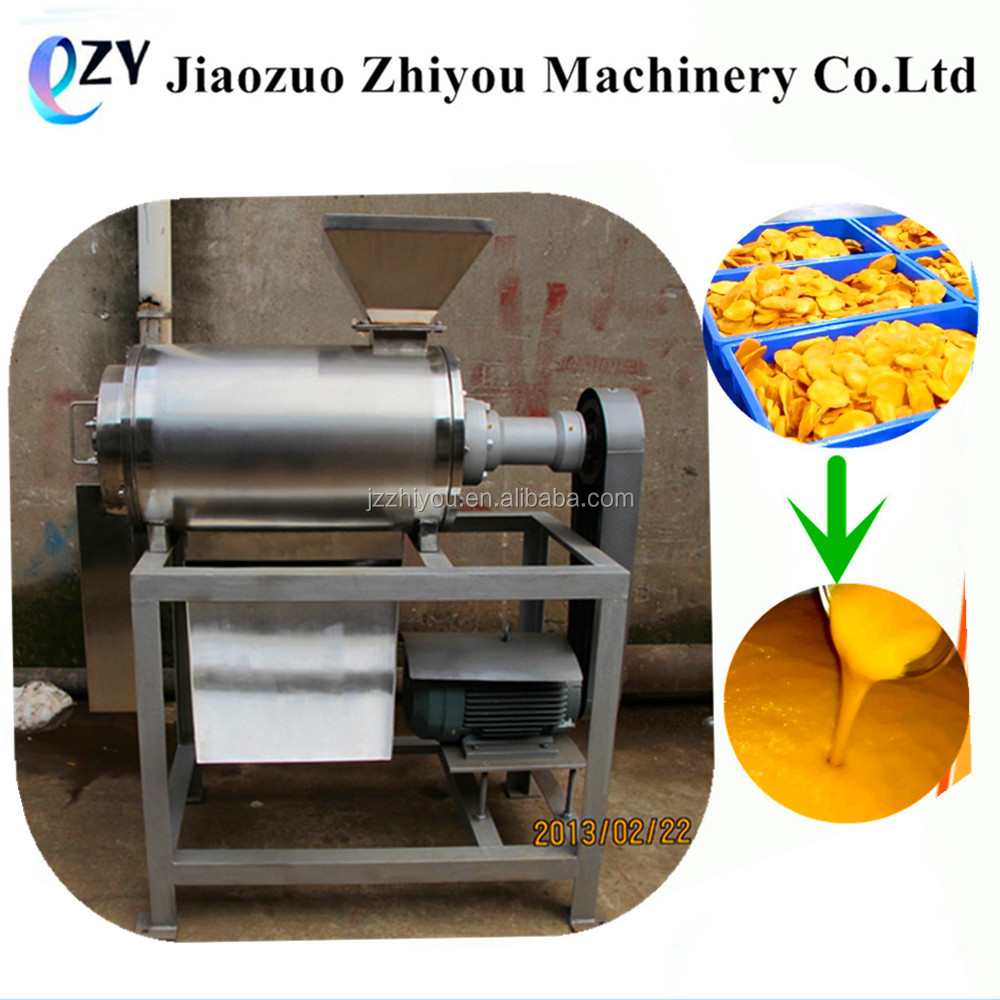 commercial fruit juice making machine/mango fruit juicer/mango juice pulping machine(email:skype:peggylpp)