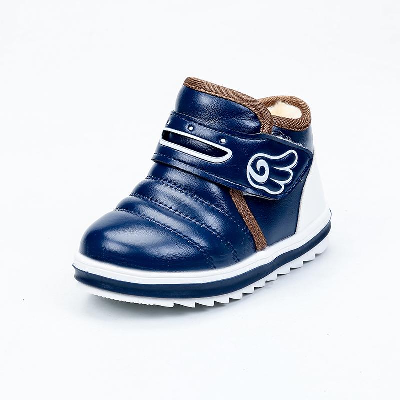 569a067e 2018 azul hombre hecho hilo goma caliente PU para las industrias botas de  fútbol niños