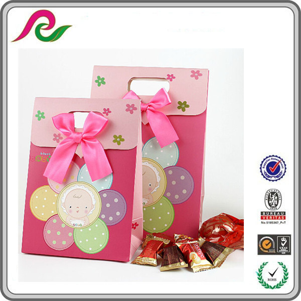 China factory custom paper candy box package