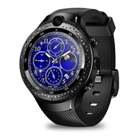 Zeblaze THOR 4 Dual 4G android smart watch smart wrist watch with 5MP + 5MP Dual Camera smartwatch 2019