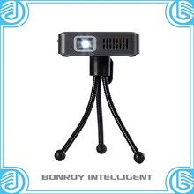 Low cost high quality led beamer 100 lumens mini pico pocket projector education