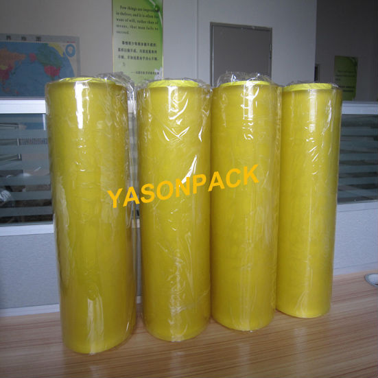 yasonpack PVC cling film for food wrapping