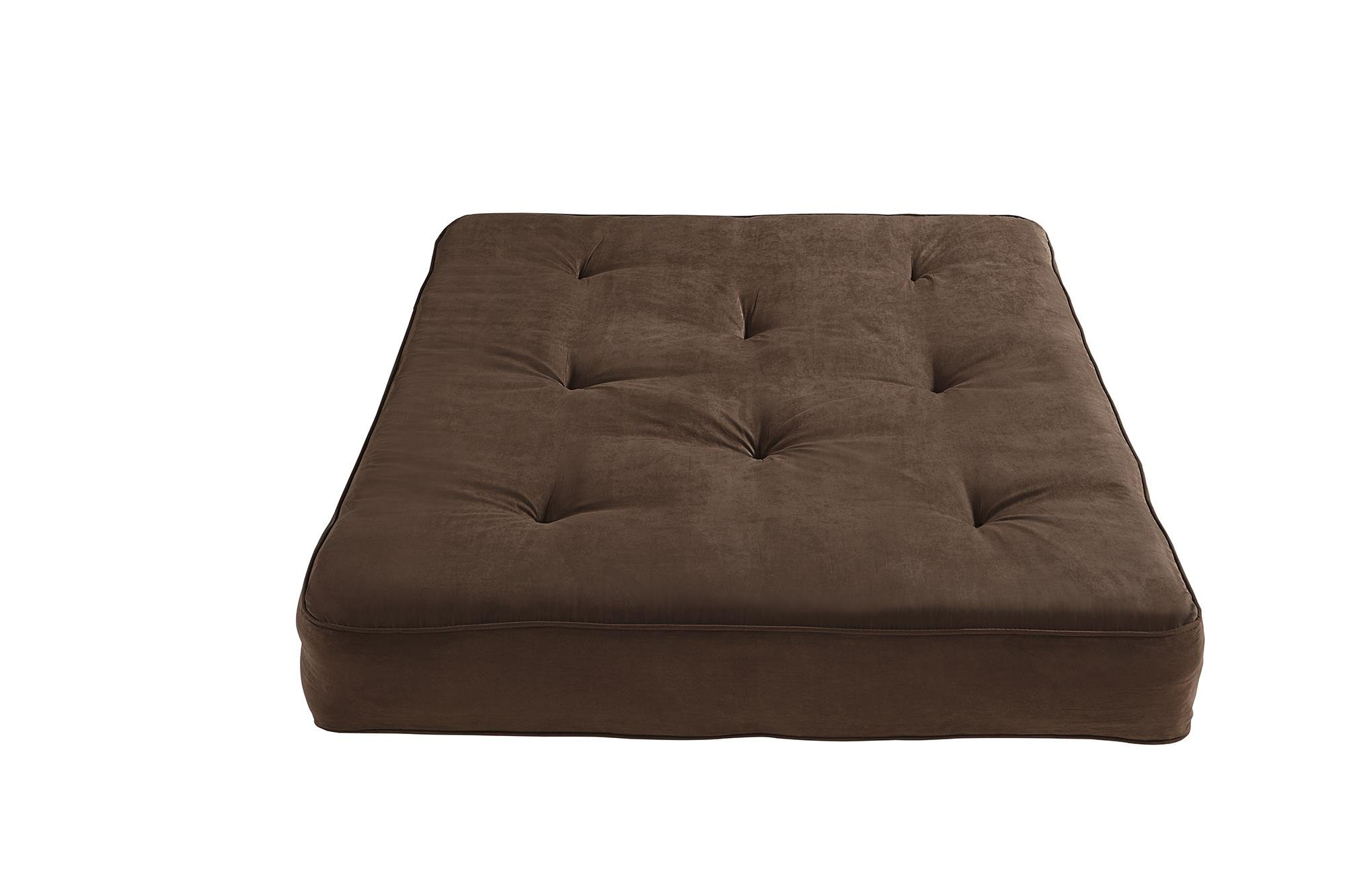 Buy Dhp 8 Inch Independently Encased Coil Premium Futon Mattress