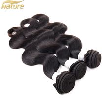 "Indian Virgin Hair Remy Human Hair Body Wave Natural color 12""-30"" inch Top Quality Braiding Hair"