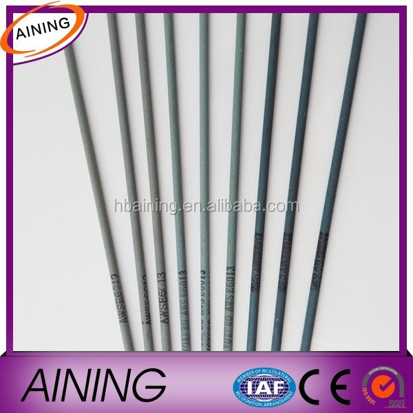Factory Produce High Quality AWS E6010 E6011 E6012 E6013 Welding Electrode Manufacturer