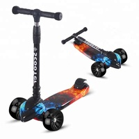customized factory sale adjustable kids folding scooter price