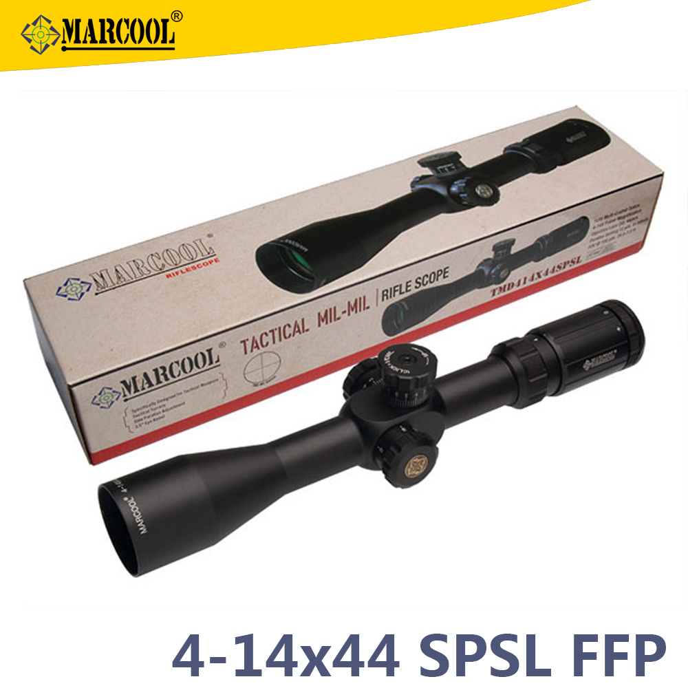 Marcool Evv 4-14x44 Sfl Airsoft Air Guns Pistol First Focal Pane Scope For  Sale And Hunting - Buy First Focal Plane Scope,First Focal Plane Scope For