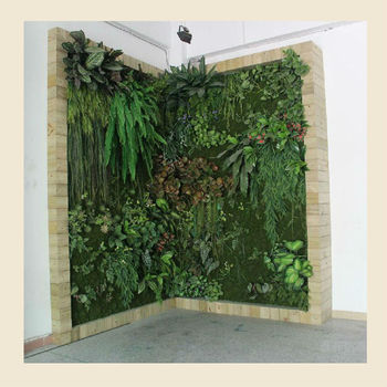 Superbe Guangzhou New Design Home, Office, Hotel Decoration Outdooru0026indoor Artificial  Plant Wall Factory Price