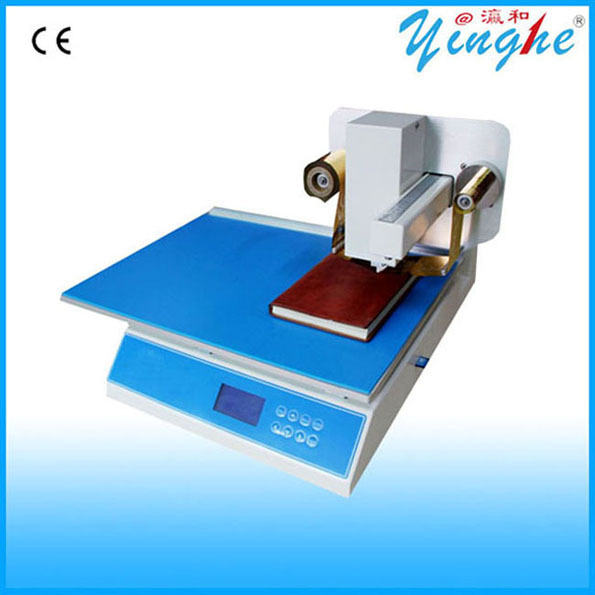New generation digital trademarks hot stamping printing machine