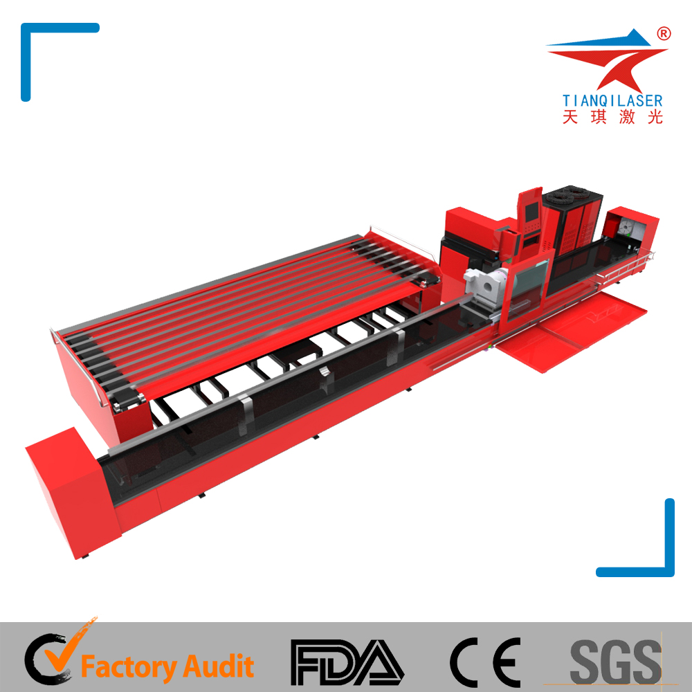 Heavy Construction Equipment Fiber Laser Cutting Machine in Machinery Tools