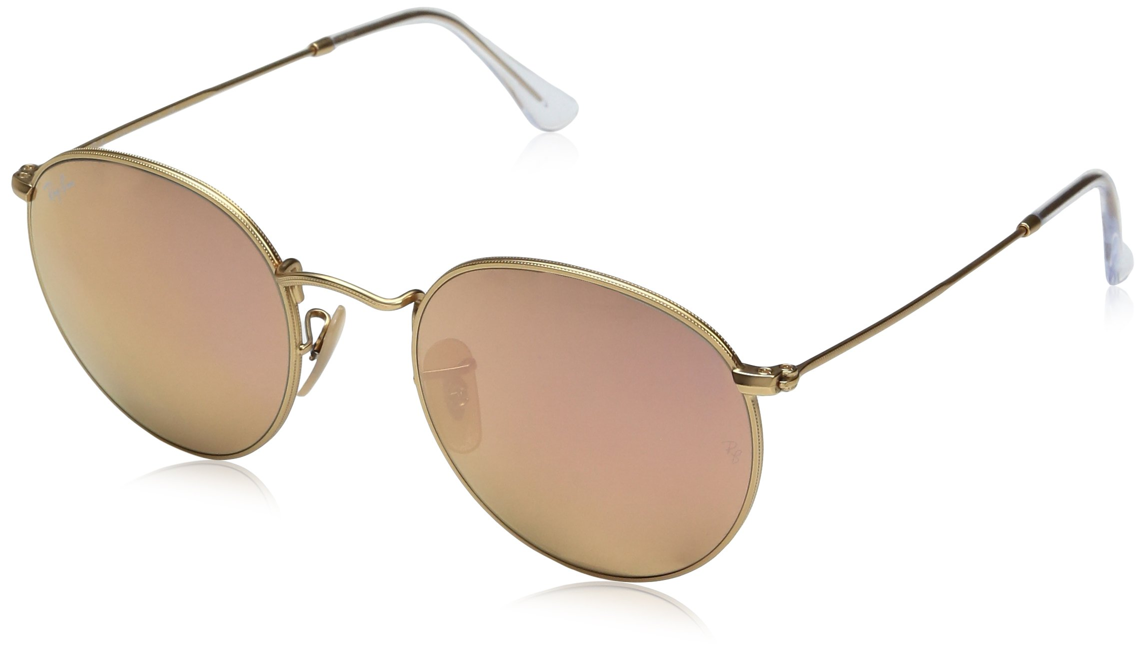 2da0c4daa8b Buy Ray-Ban Round Metal Unisex Sunglasses RB3447-029 in Cheap Price ...