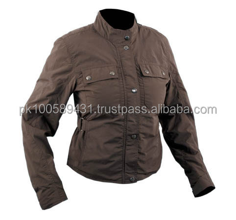 Motorbike Textile Jacket for Women / Motorbike Textile Garments / Cordura Textile Garments
