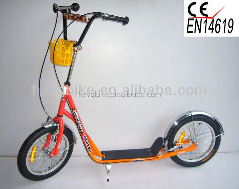 bmx v lo grande roue trottinette pour adultes scooter pour le surf scooters v los id de. Black Bedroom Furniture Sets. Home Design Ideas