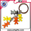 Antique high quality keychain promotional articles