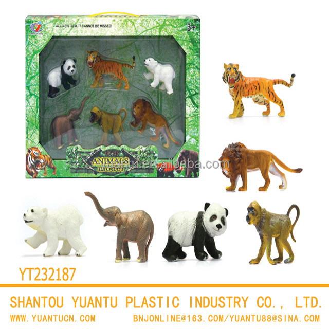 Plastic Zoo Animal Toy Plastic Animal Toy For Kids Buy Plastic